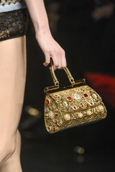 Dolce & Gabbana Winter 2014 @Milan De Vito Fashion Week