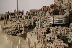 Disney's John Carter of Mars: concept art - the innovative verve
