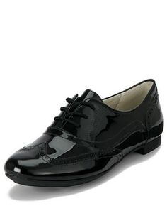 Clarks Carousel Trick Lace Up Brogues, http://www.littlewoods.com/clarks-carousel-trick-lace-up-brogues/1268290784.prd