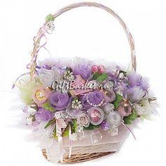 Ramos de bombones | ramos de flores en GiftBasket.ru