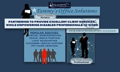 Tammy's Office Solutions | Virtual Assistant with Heart to Help