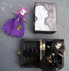 JENNY MAE CREATIONS | voodoo dollies