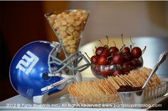Superbowl food ideas for the ladies