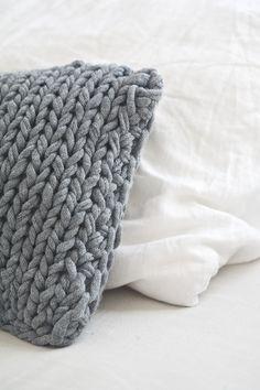 = chunky knit