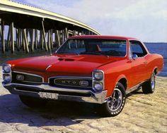 1967 Pontiac GTO Hardtop