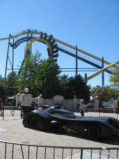 Six Flags Great Adventure - Batman: The Ride