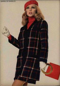 Christian Dior - 1968 L'Officiel De La Mode