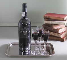 Fonseca Vintage 1985 is a powerful magnificent Port.
