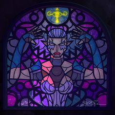 Sage of Shadow, Joshua Biron on ArtStation at https://www.artstation.com/artwork/sage-of-shadow