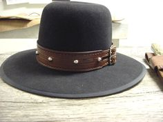 Old West Style Hat