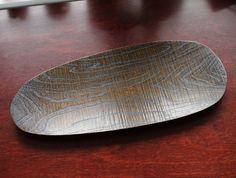 Sen Wood Lacquer Dish by Dairoku - OEN Shop