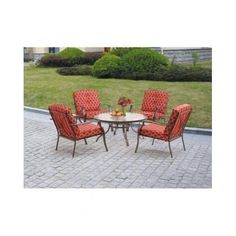 Details About Outdoor 3 Piece Patio Rocker Chairs Table Lawn Furniture Garden Deck Porch Gardens And