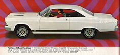 1966 Ford Fairlane GT/A Hardtop