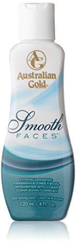 Ausrialian Gold Smooth Faces Facial Intensifier Tanning Lotion, 4 Fluid Ounce >>> Continue @ http://www.amazon.com/gp/product/B00GW5FQB0/?tag=passion4fashion003e-20&pq=110816095821