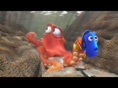 Movie Review: Finding Dory by KIDS FIRST! Film Critic Bison B. #Disney #Pixar #FindingDory