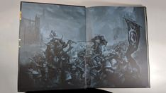 Warhammer Conquest: Art Book Impressions (and Giveaway) - FauxHammer Warhammer Conquest, Warhammer 40000, Book Art, Giveaway, Books, Painting, Libros, Book, Painting Art