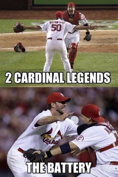 Yes! St. Louis Cardinals