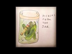 ▶ Courtney Barnett - Pickles from the Jar - YouTube