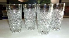 US $16.99 in Pottery & Glass, Glass, Glassware