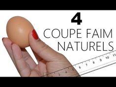 Régime / minceur : 4 coupe faim naturels et efficaces