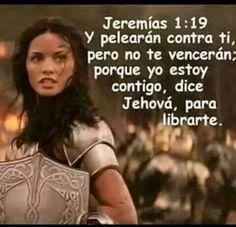 Sin durarlo soy y sere tu guerrera tu mi general. Amen amen amen. Jesus Quotes, Faith Quotes, Bible Quotes, Bible Words, Bible Scriptures, A Guy Like You, Bible Promises, Seeking God, God Prayer