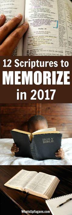 Free scripture printables - Scriptures to memorize in 2017 - Mormon LDS Scripture verses - verses to memorize - Bible scripture verses