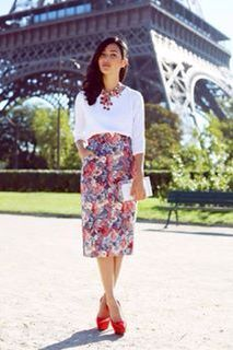 Floral style