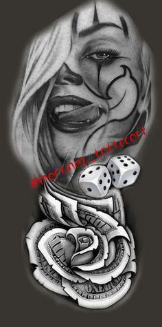 Tattoo Ideas, Tattoo Designs, Black White Tattoos, Black And Grey, Gray, Chicano Art, Low Rider, Love Tattoos, Tattoo Drawings