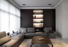 Modern Home Renovation by Mole Design