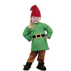 DisfracesMimo, disfraz de enanito verde infantil varias tallas. Este comodísimo traje es perfecto para carnavales, espectáculos, cumpleaños.Este disfraz es ideal para tus fiestas temáticas de disfraces cuentos populares,famosos y musicos para niños infantiles.