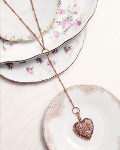 Open My Heart Locket - JewelMint