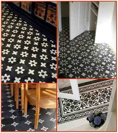zwart wit cementtegels Castelo | Tegel bv | via dealer Mozaiek Utrecht