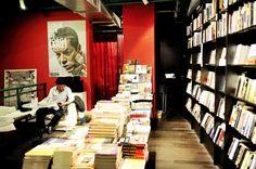 La buena vida - café librería - Madrid, hora de merendar | Fotorrelato | El Viajero | EL PAÍS