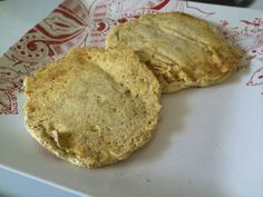 Flax meal pancakes
