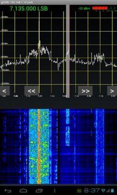 Android App: Ascolta e controlla un Ricevitore Radio SDR ( clicca l'immagine x leggere il post )