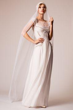 Temperley london long jean dress 2