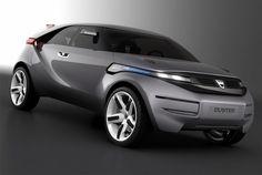 Dacia Duster Concept Car #dacia #duster