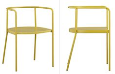 The Cachao Grellow chair from CB2.
