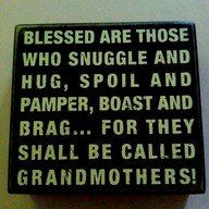 Blessed are ...