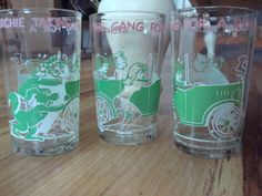Vintage Archie glasses