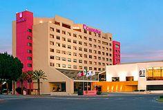 Hotel Camino Real, Tijuana, Baja California, México.  En la Zona Río, frente Plaza Financiera.