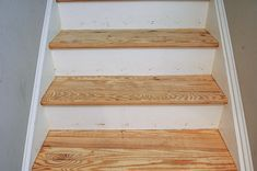 As with every other area of your property the steps will ultimately put on out and have to be replaced or refinished. This is also true for that basement stairs. Redo Stairs, Basement Staircase, House Stairs, Staircase Design, Stair Redo, Staircase Remodel, Staircase Ideas, Basement Remodel Diy, Basement Remodeling