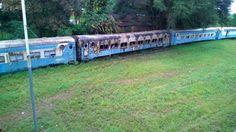 CRÓNICA FERROVIARIA: Casi sin trenes de pasajeros de larga distancia, ¿...