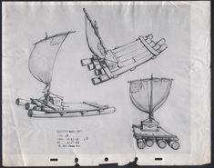 Pinocchio THE RAFT Walt Disney production animation model sheet 1930s 40s by CharlesScottGallery on Etsy