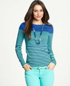 Ann Taylor - AT MHL Pop Of Color