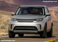 Land Rover Discovery Sd4 2017 poster, #poster, #mousepad, #tshirt, #printcarposter