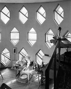 Konstantin Melnikov House, Russian Constructivism