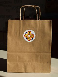 Samolepka SLOVÁCKÁ RŮŽE Paper Shopping Bag, Burlap, Reusable Tote Bags, Hessian Fabric, Canvas