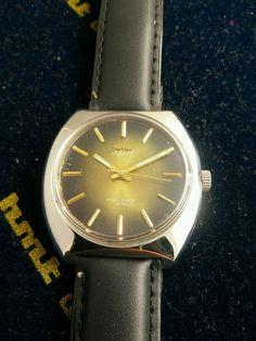 HMT Ajeet Mechanical 17 Jewels Men s wristwatch Vintage Collectible | eBay