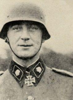 ✠ Walter Bestmann (2 October 1907 – 17 June 1958) RK 28.09.1941 SS-Sturmbannführer Kdr SS-Totenkopf-Aufkl.Abt (mot)
